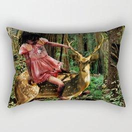 Deerlove | Collage Rectangular Pillow