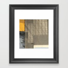 Shafted Framed Art Print