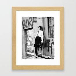 The Cool Framed Art Print