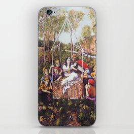 Snow White iPhone Skin