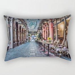 Arcade Cafe Rectangular Pillow