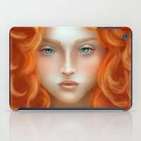 rebel iPad Cases featuring Rebel by Alexia Rose