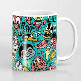 2019 New Year Pattern Coffee Mug
