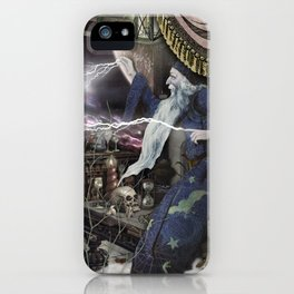 ETERNAL WISDOM iPhone Case