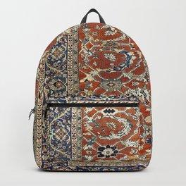 Mahal Arak West Persian Rug Print Backpack