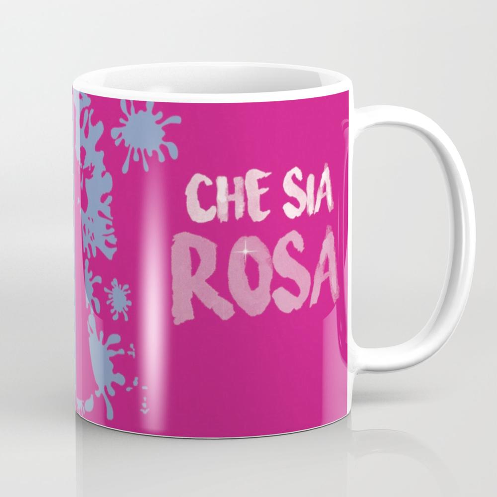 Che Sia Rosa, Che Sia Blu! Mug by Regnodisney MUG6543697