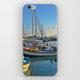 Off the old Acre, or AKKA port, for the old city. iPhone Skin