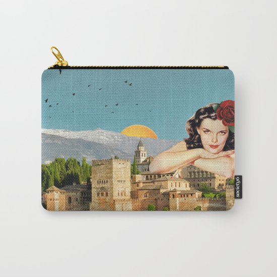MI ALHAMBRA  Carry-All Pouch