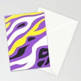 Zebra Print - Nonbinary Stationery Cards