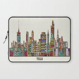 Tulsa oklahoma Laptop Sleeve