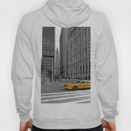NYC - Yellow Cabs - Trinity Place Hoody