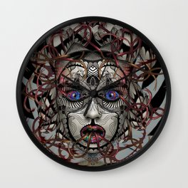 Google Medusa Wall Clock