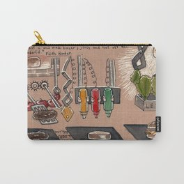 Juicy Carry-All Pouch