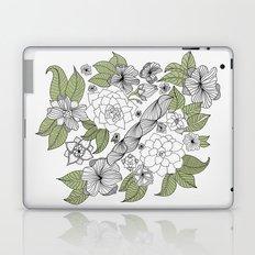 Float Laptop & iPad Skin