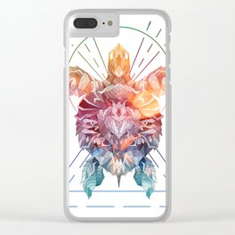 Spirit of the SeaTurtle Clear iPhone Case