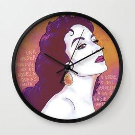 Maria Felix  Wall Clock