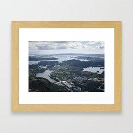 Haakonsvern Framed Art Print