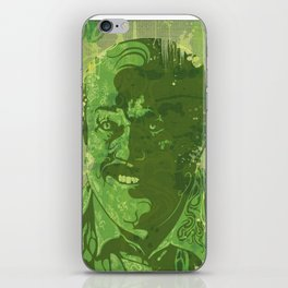 Captain Bryant iPhone Skin
