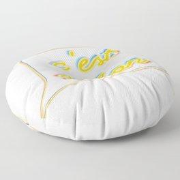 c'est si bon Floor Pillow