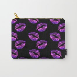 Galaxy Lips Carry-All Pouch