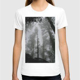 THROUGHT THE NATURE T-shirt