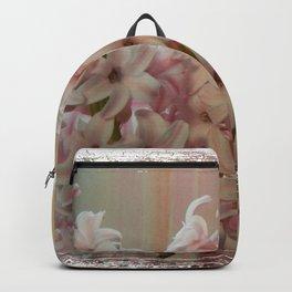 Pink Hyacinth I1 Backpack