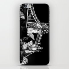 Tower Bridge Opening iPhone & iPod Skin