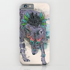 Journeying Spirit (wolf) Slim Case iPhone 6
