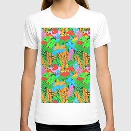 Jungle Groove T-shirt