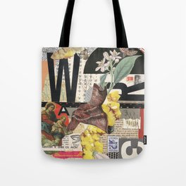 W3 Tote Bag