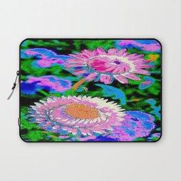Digital Flowers Laptop Sleeve