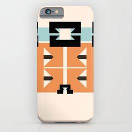 Geometrica 22 iPhone Case