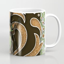 ELECTRIC BEETLE Coffee Mug