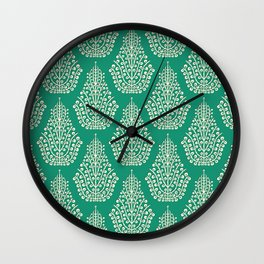 SPIRIT jade cream Wall Clock