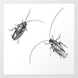 Cucaracha #8 Art Print