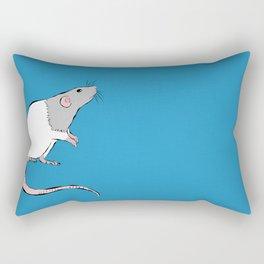 Rattie Rectangular Pillow
