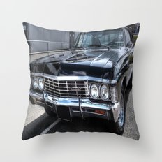 Impala - Supernatural Throw Pillow