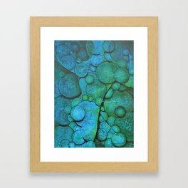 Floating Man Framed Art Print
