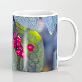 Poison or not : Red berries Coffee Mug
