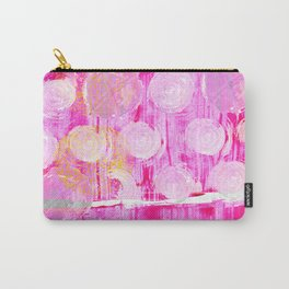 Luminosity of cerise Carry-All Pouch