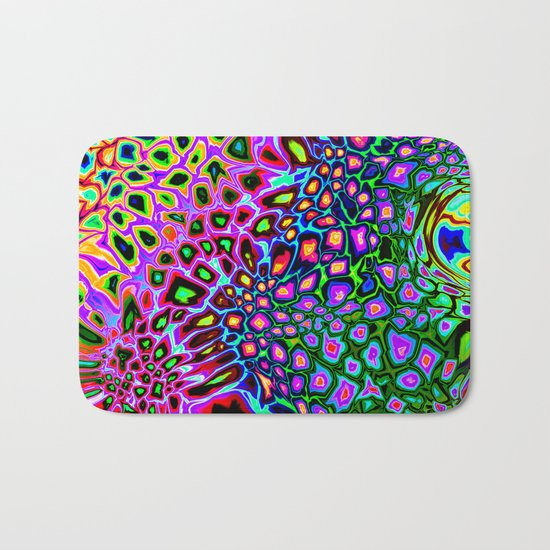 Spectrum of Abstract Shapes Bath Mat