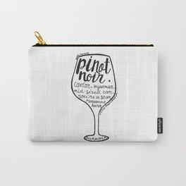 Pinot Noir Carry-All Pouch