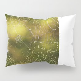 The Web we Weave Pillow Sham