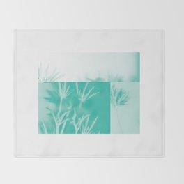 weeds Throw Blanket