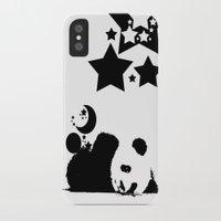 sleep iPhone & iPod Cases featuring Sleep by Panda Cool