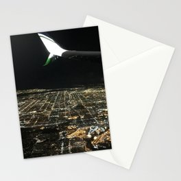 California Stars Stationery Cards
