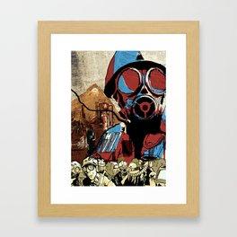 UNDER CONTROL (2) Framed Art Print