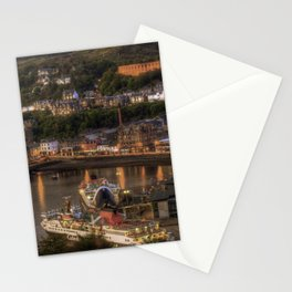 Oban Promenade  Stationery Cards