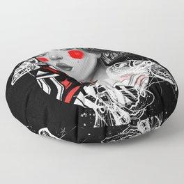 Papillon de Nuit Floor Pillow
