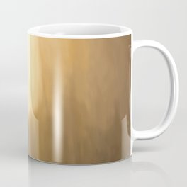Abstract Beige Shades. Like painted on canvas. Coffee Mug